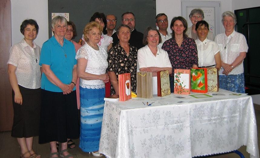 FCJ Companions In Mission in Galati Romania