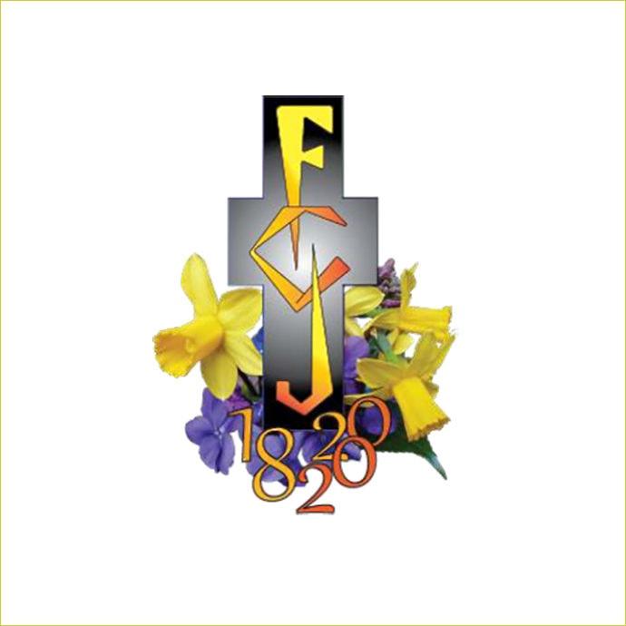 FCJ Bicentenary logo 1820-2020
