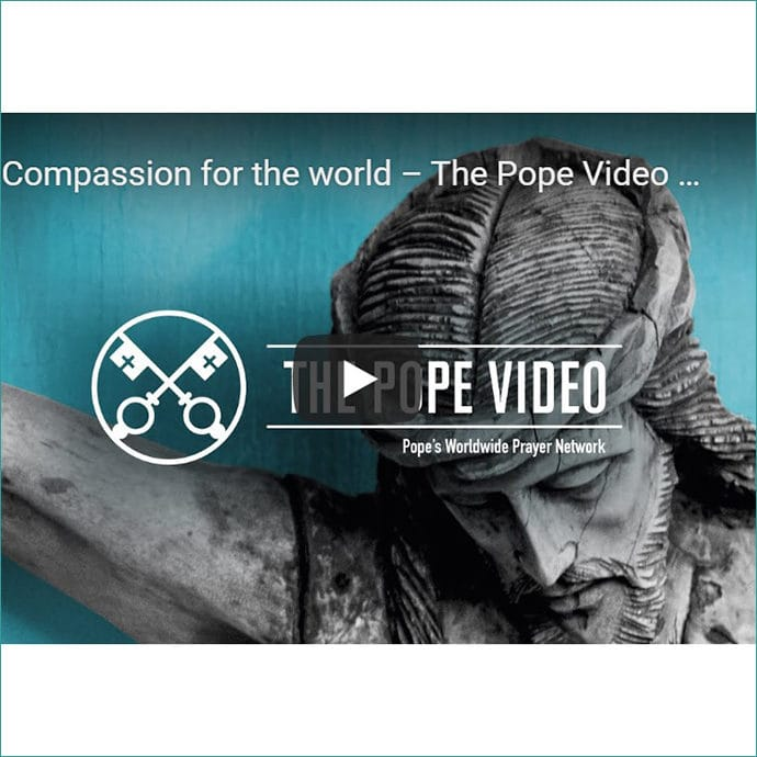Pope Francis prayer on compassion