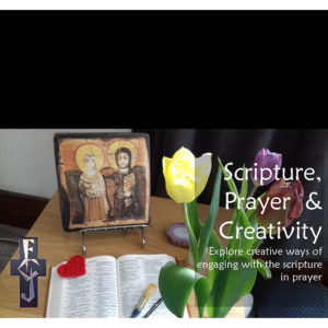 Scripture prayer creativity