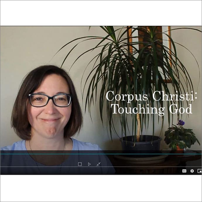 Video Corpus Christi for Middle School Students