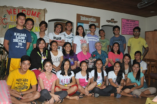 FCJ Scholars Manila