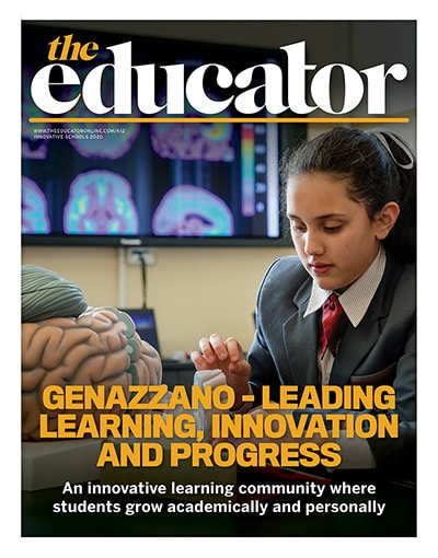 Genazzano FCJ College: Award for Innovative Learning