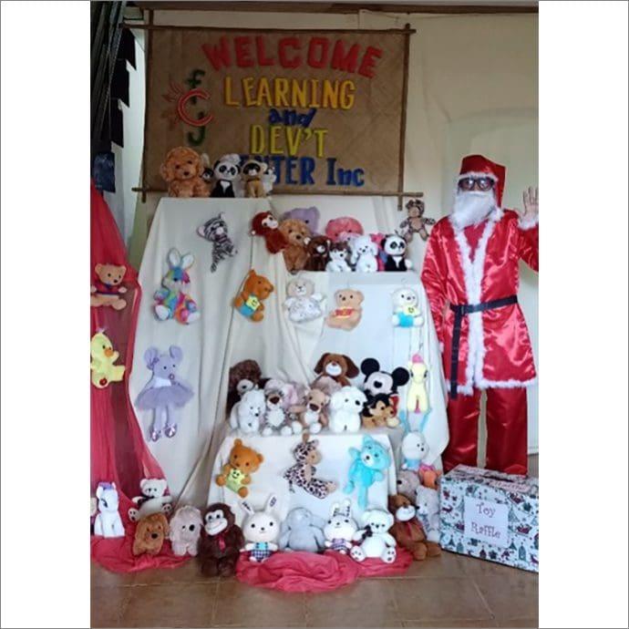 Christmas at FCJ Centre Manila