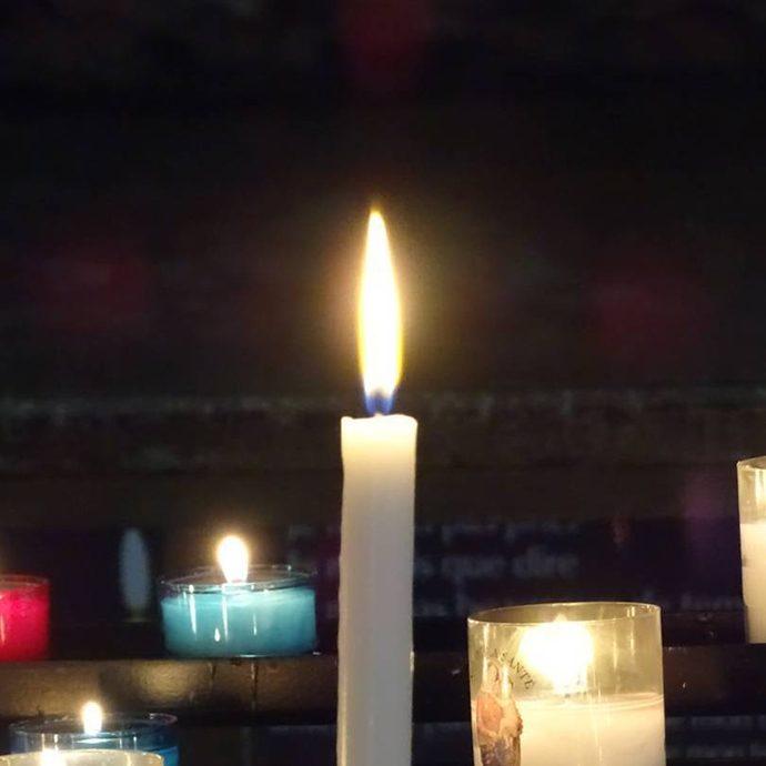 Candles Advent Evening Retreat