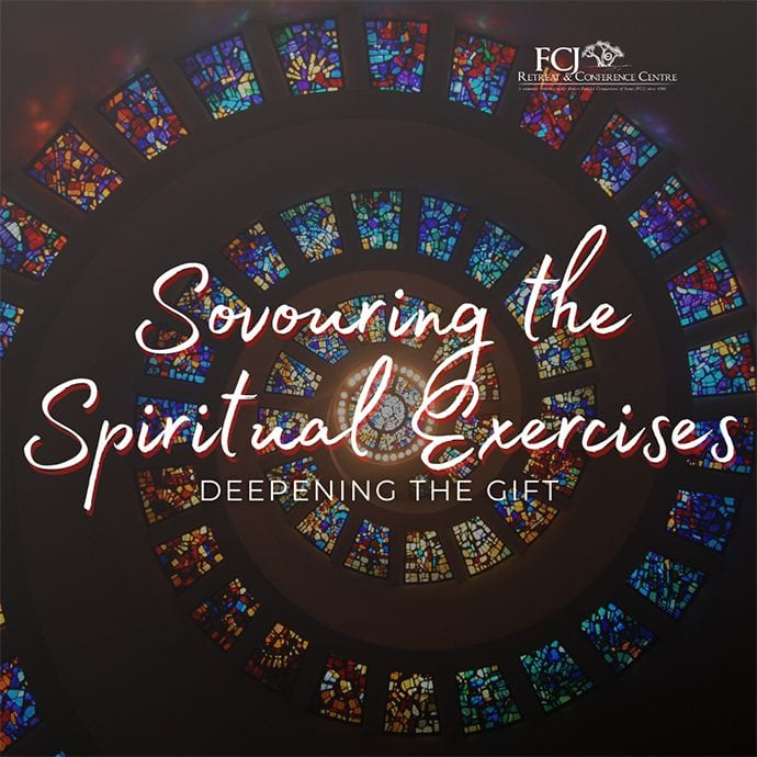 Savouring the Spiritual Exercises: Deepening the Gift