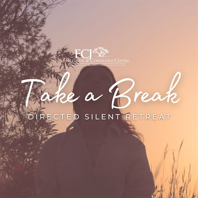 Take a break 2-day silent retreat
