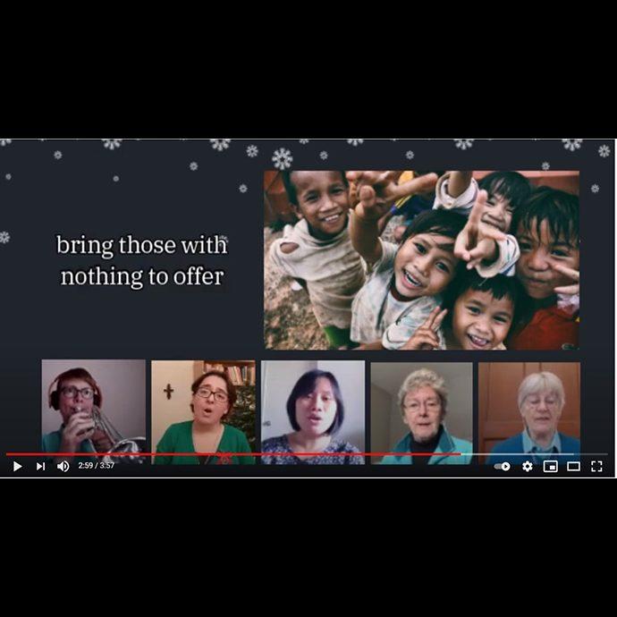 FCJ Virtual Choir What Child is This